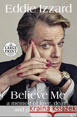 Untitled Memoir by Eddie Izzard Eddie Izzard 9781524778392