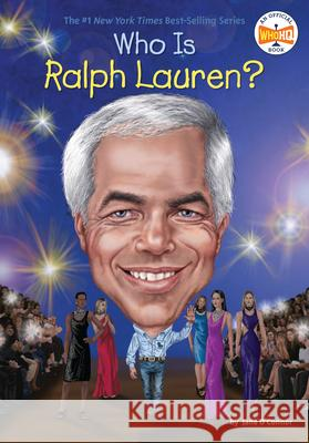 Who Is Ralph Lauren? Jane O'Connor Stephen Marchesi 9781524784027