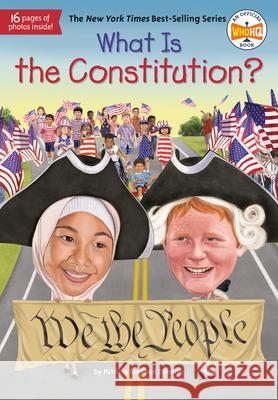 What Is the Constitution? Patricia Brennan Demuth Tim Foley 9781524786090
