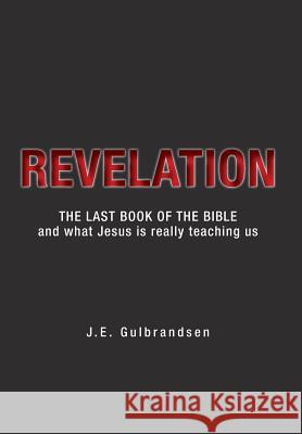 Revelation: The Last Book of the Bible and What Jesus is Really Teaching Us J. E. Gulbrandsen 9781525547782