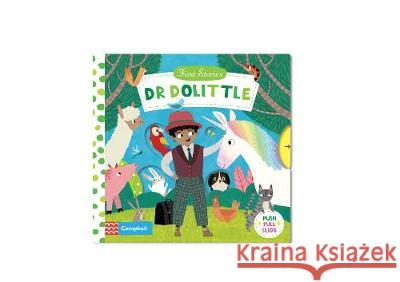 Doctor Dolittle Campbell Books 9781529003727 Pan Macmillan