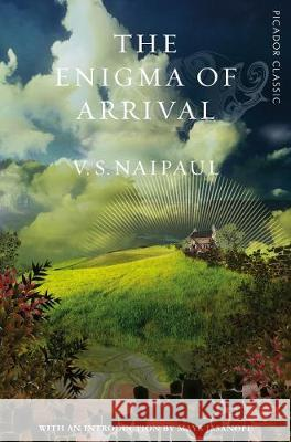 The Enigma of Arrival V. S. Naipaul   9781529014082