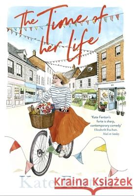 The Time of Her Life Kate Fenton 9781529358612