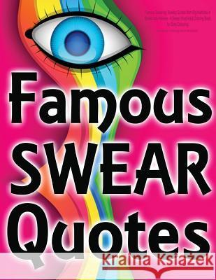 Swearing Coloring Book For Adults Ksiki Krainaksiazek