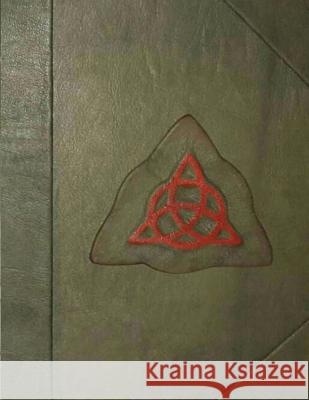 Charmed Book of Shadows Replica Julia Caroline Scott 9781530685677