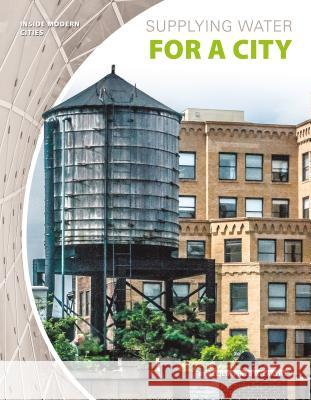 Supplying Water for a City Cecilia Pinto McCarthy 9781532114854 Core Library