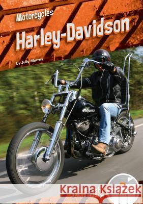 Harley-Davidson Julie Murray 9781532123030