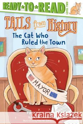 The Cat Who Ruled the Town May Nakamura Rachel Sanson 9781534436428