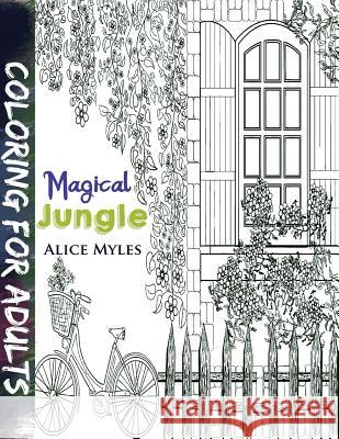 Magical Jungle Alice Myles 9781534902145