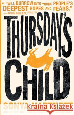 Thursday's Child Sonya Hartnett 9781536206432