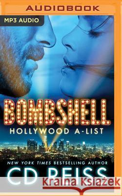 Bombshell - audiobook CD Reiss 9781536623024