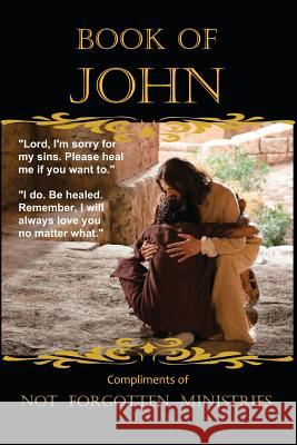 The Book of John: Take a Closer Walk with Him Patricia Wyatt 9781536949261