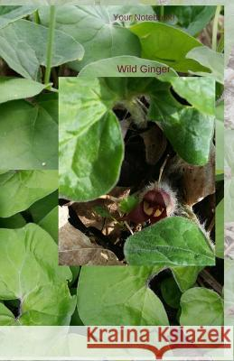Your Notebook! Wild Ginger Mary Hirose 9781537469478
