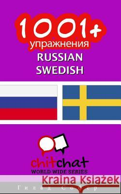 1001+ Exercises Russian - Swedish Gilad Soffer 9781537496344
