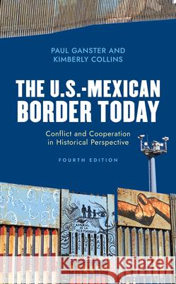 US MEXICAN BORDER TODAY 4ED  9781538131800