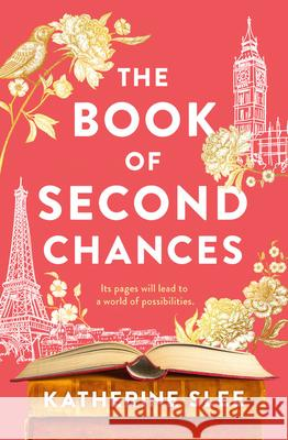 The Book of Second Chances Katherine Slee 9781538701652