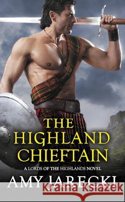 The Highland Chieftain Amy Jarecki 9781538729601