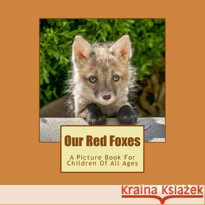 Our Red Foxes: A Picture Book for Children of All Ages Tommy Keith 9781539145691