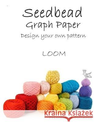 Seedbead Graph Paper: Loom Thor Wisteria 9781539892540