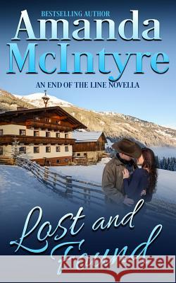 Lost & Found: An End of the Line Novella Amanda McIntyre Kristina Cook Syneca Featherstone 9781541184381