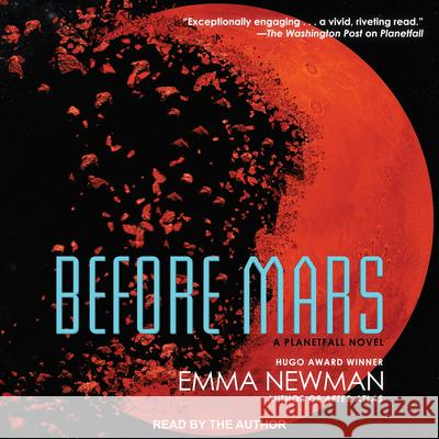 Before Mars - audiobook Emma Newman Emma Newman 9781541408913
