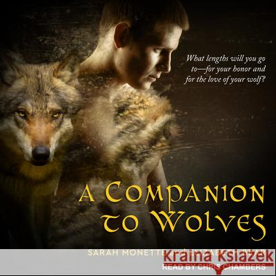 A Companion to Wolves - audiobook Sarah Monette Elizabeth Bear Chris Chambers 9781541417571