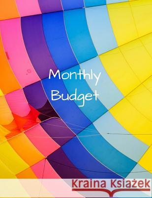 Monthly Budget Inspirational Logs 9781542420884