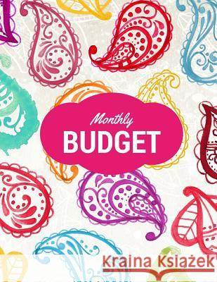 Monthly Budget Inspirational Logs 9781542421041