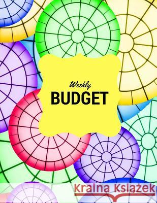 Weekly Budget Inspirational Logs 9781542423441