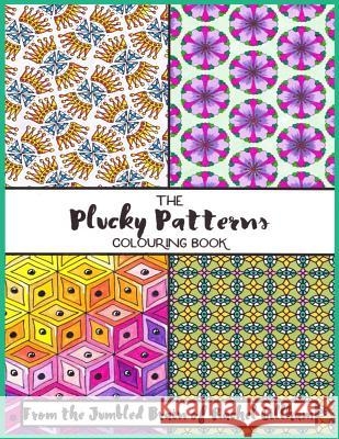 Plucky Patterns Adult Colouring Book Rachel Gillham 9781542649131