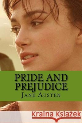 Pride and Prejudice Jane Austen 9781543190014