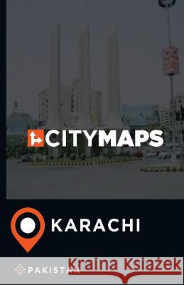 City Maps Karachi Pakistan James McFee 9781544896670