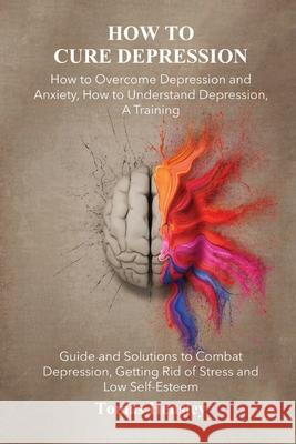 How to Cure Depression: How to Overcome Depression and Anxiety, How to Understand Depression, A Training Guide and Solutions to Combat Depress Tomas Hensley 9781545475911