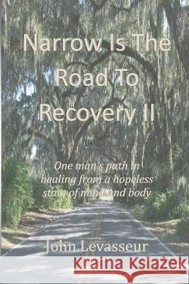Narrow Is the Road to Recovery II John Louis Levasseur 9781546407423