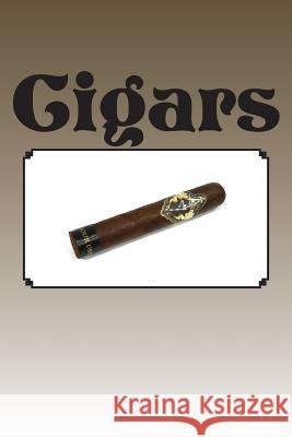 Cigars: Journal or Notebook with 150 Lined Pages Wild Pages Press 9781546611615