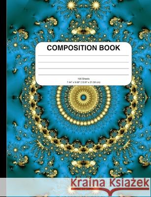 Composition Notebook Adorable Journals 9781548540401