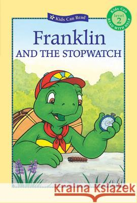 Franklin and the Stopwatch Sharon Jennings Sean Jeffrey Sasha McIntyre 9781553378907