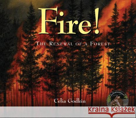 Fire!: The Renewal of a Forest Celia Godkin 9781554550821
