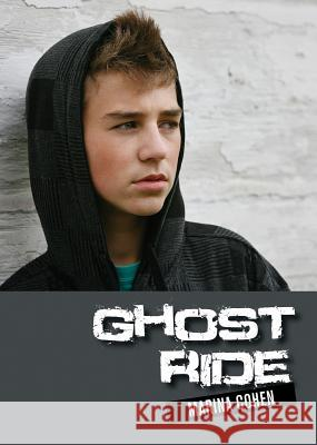 Ghost Ride Marina Cohen 9781554884384