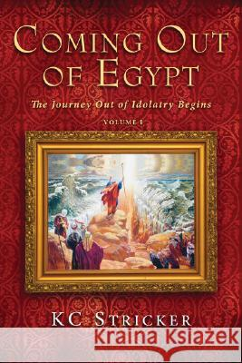 Coming Out of Egypt K. C. Stricker 9781556350870