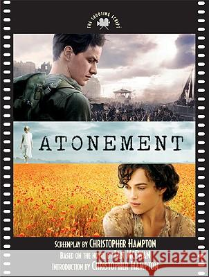 Atonement Christopher Hampton Jason Reitman 9781557047991