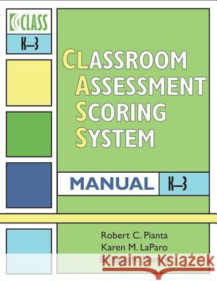 classroom assessment scoring system class manual toddler