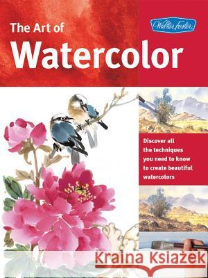 How to Draw and Paint Watercolors Walter Foster Publishing 9781560101871