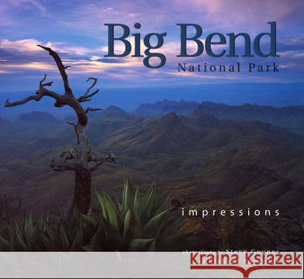Big Bend National Park: Impressions Steve Guynes Richard Reynolds 9781560372868
