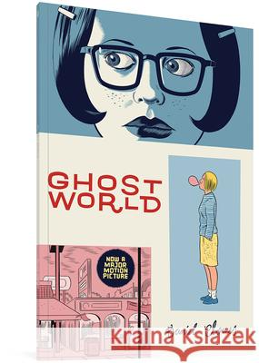 Ghost World S/C Daniel Clowes 9781560974277 Fantagraphics Books
