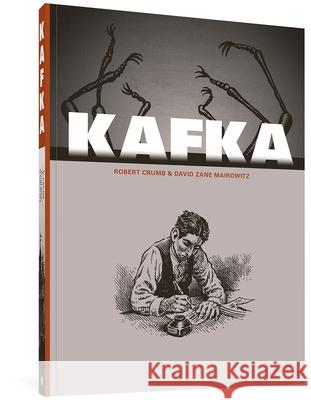 Kafka David Mairowitz Robert Crumb Richard Appignanesi 9781560978060 Fantagraphics Books