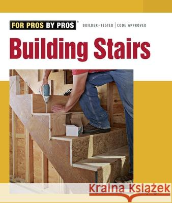 Building Stairs Andy Engel 9781561588923