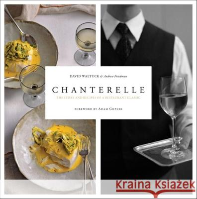 Chanterelle: The Story and Recipes of a Restaurant Classic Andrew Friedman David Waltuck 9781561589616