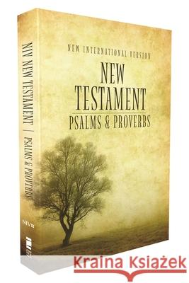 NIV New Testament with Psalms and Proverbs  9781563206665