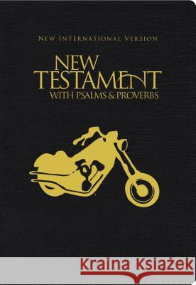 NIV New Testament with Psalms and Proverbs  9781563207167